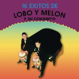 16 Exitos De Lobo Y Melon