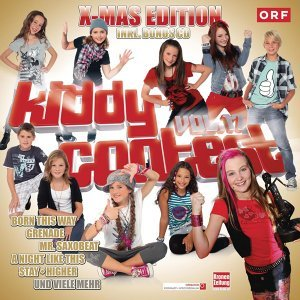 Kiddy Contest Vol. 17 X-Mas Edition