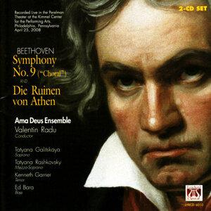 Beethoven: Symphony No. 9 & Die Ruinen von Athen