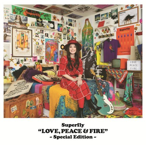 LOVE, PEACE & FIRE - Special Edition