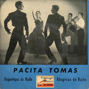 Vintage Flamenco Dance Nº4 - EPs Collectors