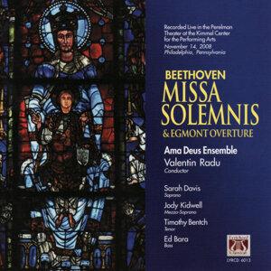 Beethoven: Missa Solemnis & Egmont Overture