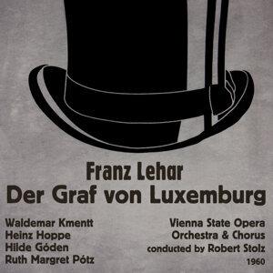 Franz Lehár: Der Graf von Luxemburg (1960)