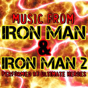 Music from Iron Man & Iron Man 2