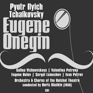 Pyotr Ilyich Tchaikovsky: Eugene Onegin (1956), Volume 1