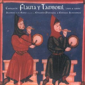 Cantigas de Flauta y Tamboril