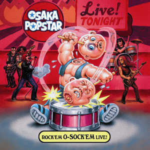 Rock 'Em O-Sock 'Em Live! - EP