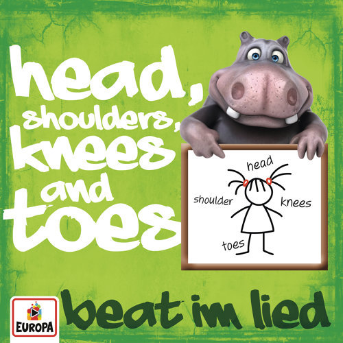 Head, Shoulders, Knees and Toes (Beat im Lied)