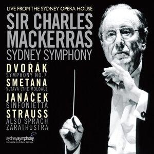 Dvořák, Smetana, Janáček, Strauss: Works, Sir Charles Mackerras, Sydney Symphony