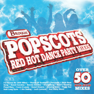 Popscots Red Hot Dance Party Mix