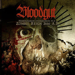 Nekrologikum Evangelikum pt.1: Zombie Reign 2666
