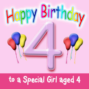 Happy Birthday 4 TODAY! Dance Mix (Girl)