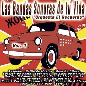 Las Bandas Sonoras de Tu Vida Vol.1