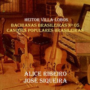 Villa Lobos - Bachianas Brasileiras No. 5, Canções Populares Brasileiras [1955]