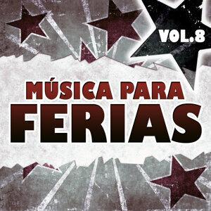 Música Para Ferias: Vol.8
