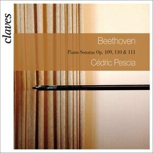 Beethoven: Three Last Piano Sonatas Op. 109, 110 & 111