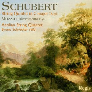 Schubert: String Quintet D956 - Mozart: Divertimento K136