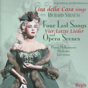 Lisa della Casa Sings Richard Strauss