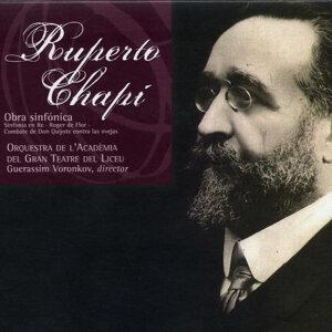 Ruperto Chapí: Obra sinfónica