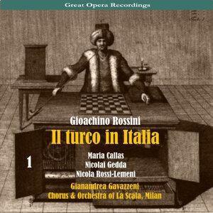 Giacomo Rossini - Il Turco in Italia [1954], Volume 1