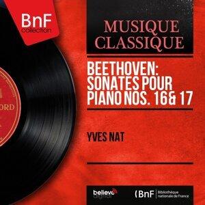 Beethoven: Sonates pour piano Nos. 16 & 17 - Mono Version