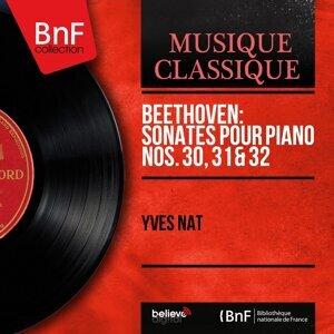 Beethoven: Sonates pour piano Nos. 30, 31 & 32 - Mono Version