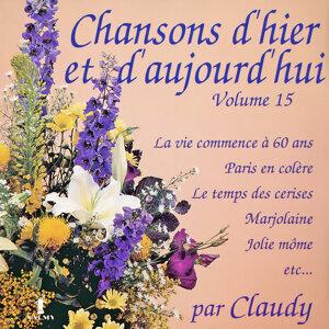 Chansons d'hier et d'aujourd'hui Vol. 15