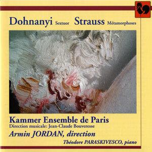 Dohnányi: Sextet – Strauss: Métamorphosen