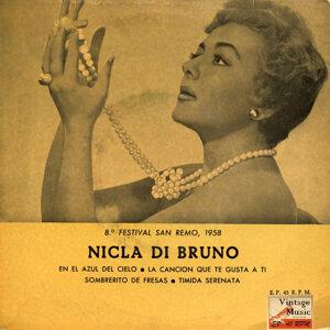 "Vintage Italian Song Nº7 - EPs Collectors ""Festival De San Remo 1958"""