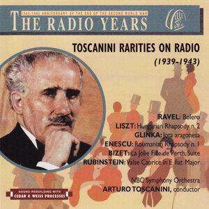 The Radio Years, Toscanini Rarities on Radio, 1939-1943