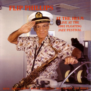 At The Helm - Live At The 1993 Floating Jazz Festival