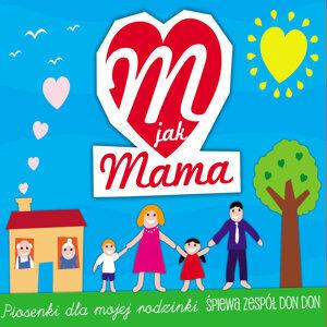 M jak Mama - Piosenki dla mojej rodzinki