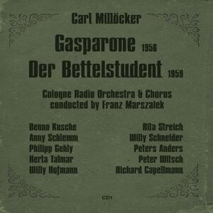 Carl Millöcker: Gasparone (1956), Der Bettelstudent (1959), Volume 1