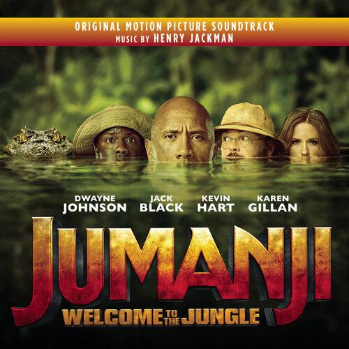 Jumanji: Welcome to the Jungle (Original Motion Picture Soundtrack) (野蠻遊戲:瘋狂叢林電影原聲帶)