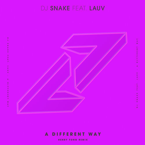 A Different Way - Henry Fong Remix