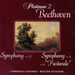 Beethoven: Symphonies n. 2 - 7 / Symphony n. 4 - 6 Pastorale