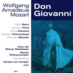 Wolfgang Amadeus Mozart: Don Giovanni (1960), Volume 1