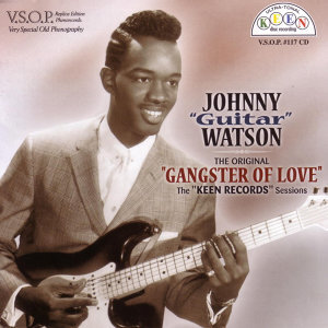 "The Original ""Gangster of Love"" - The ""Keen Records"" Sessions"