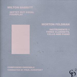 Milton Babbitt/Morton Feldman