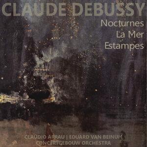 Debussy: Nocturnes; La Mer; Estampes