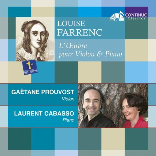 Louise Farrenc: L'œuvre pour violon et piano