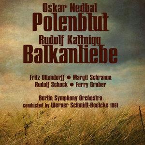 Oskar Nedbal: Polenblut (1961), Rudolf Kattnigg: Balkanliebe (1961)