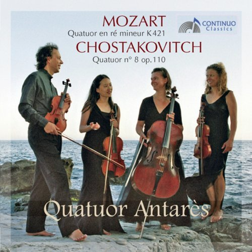 Mozart, Shostakovitch: Quatuors