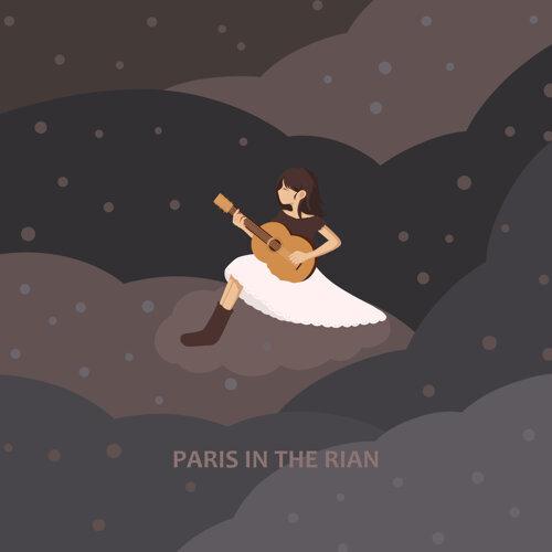 雨季的巴黎