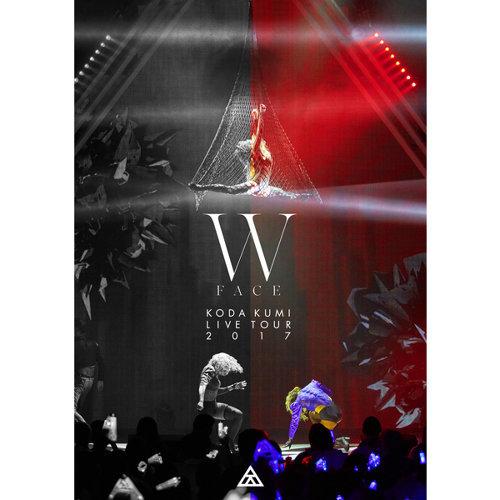 KODA KUMI LIVE TOUR 2017 - W FACE -