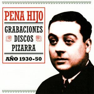 Grabaciones Discos Pizarra - Año 1930-1950