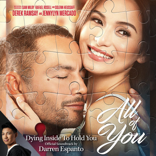 "Dying Inside To Hold You - From "" All Of You"" Official Soundtrack"