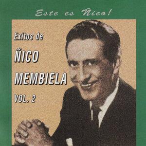 Exitos de Ñico Membiela Vol. 2