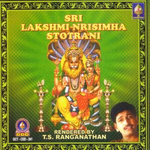 Sri Lakshmi Nrisimha Stotrani