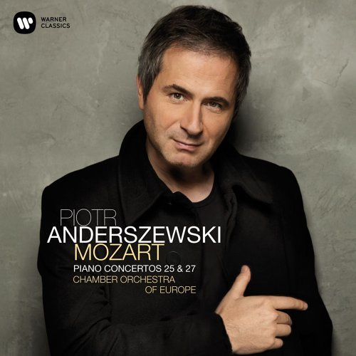 Mozart: Piano Concertos Nos 25 & 27 - Piano Concerto No. 25 in C Major, K. 503: III. Allegretto